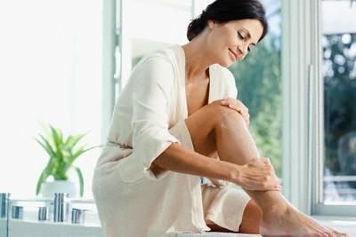 cuidando da pele - pernas