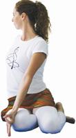 yoga posição bharadvajasana
