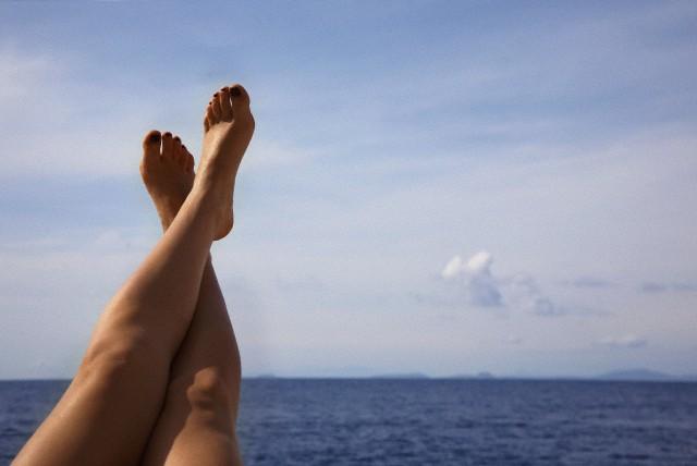 pernas praia