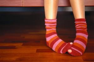 pés - meias