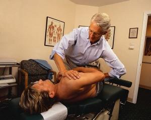 quiropraxia - dor nas costas