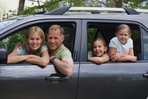 família carro