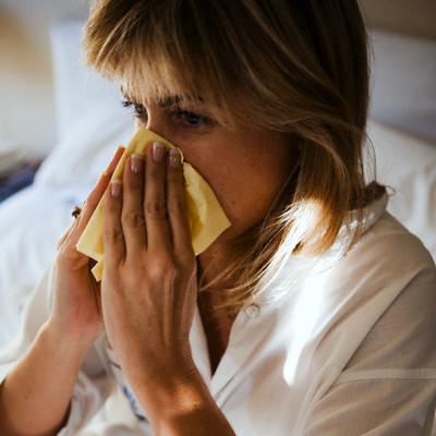 nariz alergia gripe resfriado